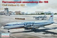 Civil Airliner Ilyushin IL-18V