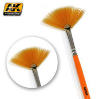 Weathering Brush Fan Shape - Image 1