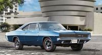 1968 Dodge Charger (2in1)