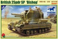 "British 25pdr Self-propelled Gun ""Bishop"""