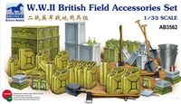 British Field Accessories Set (1939-1945)