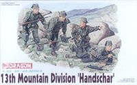 German 13th Mountain Division Handschar