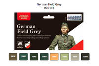 70181 German Field Grey Uniforms WWII Set