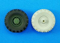 AS-LAV Wheel set(Sagged)