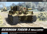 GERMAN TIGER-I (Ver.LATE) - Image 1