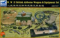 WWII British Airborne Weapon and Equipment Set - Image 1