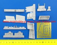 Tempest - Armament set for starboard side wing, Special Hobby kit - Image 1