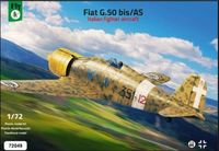 Fiat G.50 bis/AS Italian Fighter Aircraft - Image 1