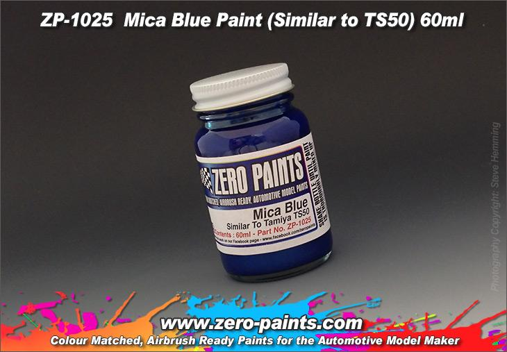 1025 Mica Blue Paint (Similar to TS50) - Image 1