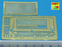 T-34 grille cover (TAM) - Image 1