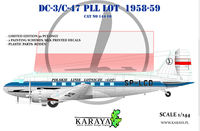 DC-3 Polish LOT - Image 1