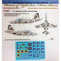 Digital Rooks: Su-25UB, Ukrainian Air Force and Stencils - Image 1