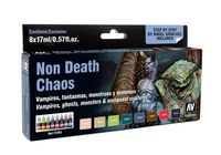 72302 Game Color Set - Non Death Chaos by Angel Giraldez
