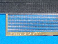 Nets and drilled plates  (18 models - 80x45 mm) - Image 1