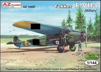 Fokker F-VIIa (Military version) - Image 1