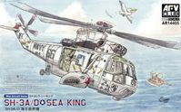 Sikorsky SH-3A/D Sea King Contains 2 kits