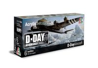 D-DAY Aircraft Set