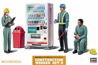 66006 Construction Worker Set B