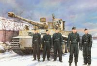 Tiger I Early Production(Michael Wittmann), Eastern Front 1944  - Smart Kit - Image 1