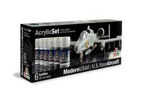 Modern USAF/U.S. Navy Aircraft Set