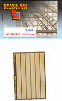 Hinges (size A) 0,2mm - Image 1