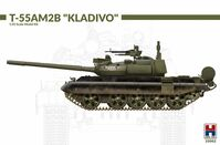"T-55AM2B ""Kladivo"" (with bonus: 4 painting and marking ) - Image 1"