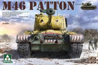 US Medium Tank M-46 Patton