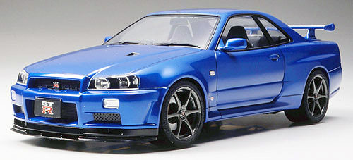 Wonderful Nissan Skyline GT R (R34)   V.spec II   Image 1