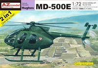 Hughes MD-500E Defender