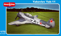 Yak 11 training aircraft
