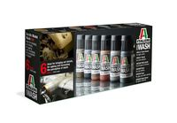 448AP Acrylic Model Wash Set