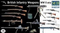 British Infantry Weapons (1939-1945)