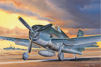 F6F-3 Hellcat - Late Version