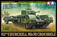 British Tank Churchill Mk.VII - Crocodile - Image 1
