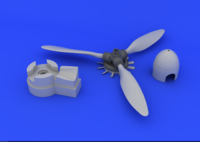 Fw 190A-8 propeller   REVELL - Image 1