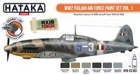WW2 Italian Air Force paint set vol.1