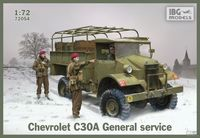 Chevrolet C30A General service (steel body)