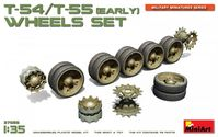 T-54/T-55 early wheels set - Image 1