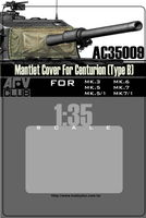 Mantlet Cover for Centurion Type B - Image 1