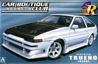 Car Boutique Club AE86 Trueno