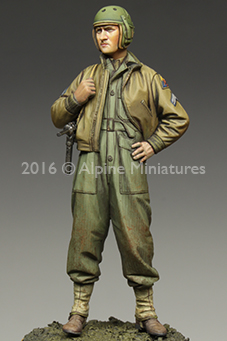 US 3rd Armored Division Corporal - Image 1