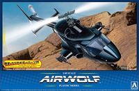 Airwolf Clear Body Version