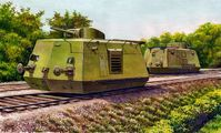 BDT - Heavy Armored Railcar - Image 1
