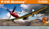 P-51D Mustang ProfiPACK Edition