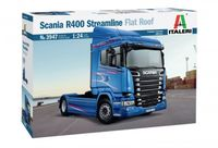 Scania R400 Streamline Flat Roof - Image 1