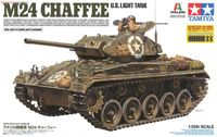 M24 Chaffee U.S. light tank - Image 1