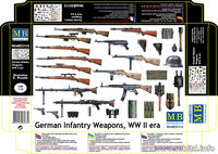 German Infantry Weapons, WW II era - Image 1