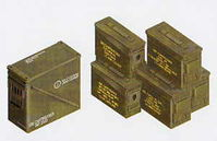 30 and 50 Caliber Ammo Boxes