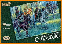 Napoleonic French Chasseurs