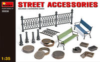 Street accessories - Image 1